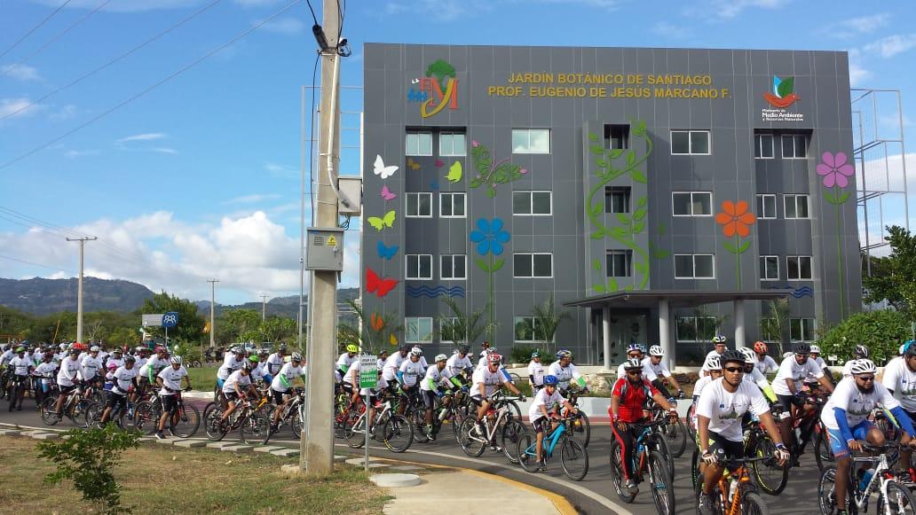 BOtanico Ciclistas